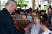 Spotkanie z panem Andrzejem Precigsem